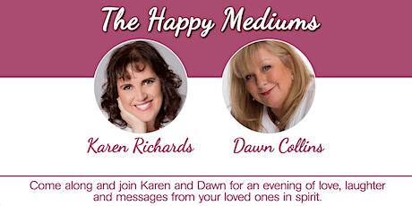 Happy Mediums Mediumship Demonstration tickets