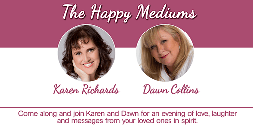 Happy Mediums Mediumship Demonstration