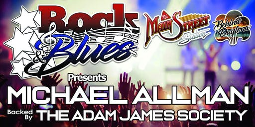 Michael Allman & The Adam James Society