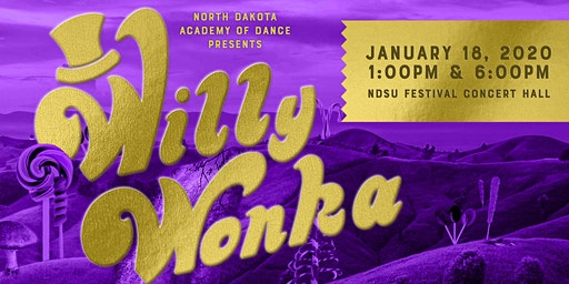 Willy Wonka and the Chocolate Factory - 6:00PM SHOW