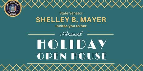 Sen. Shelley Mayer's HOLIDAY OPEN HOUSE tickets