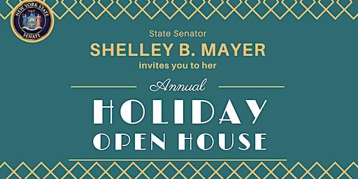 Sen. Shelley Mayer's HOLIDAY OPEN HOUSE