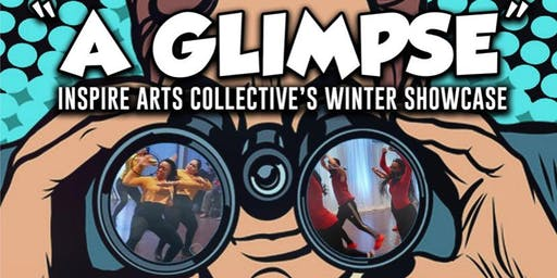 "IAC's ""A Glimpse"" WINTER DANCE SHOWCASE"