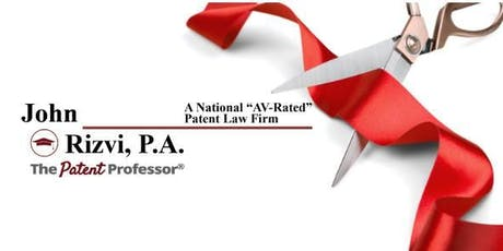 Ribbon Cutting Ceremony - The Patent Professor ® tickets