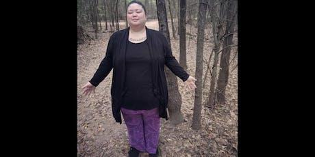 Fat Girls Hiking, Houston:  Cullinan Park Trail tickets