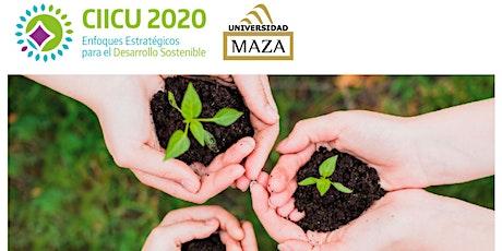 CIICU 2020 entradas