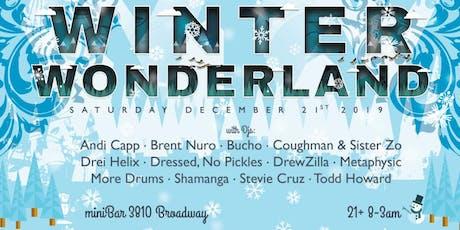 Winter Wonderland - BOTH FLOORS tickets