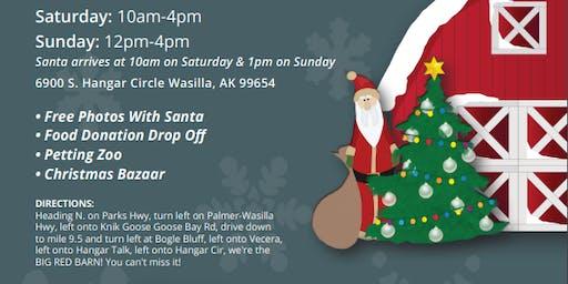 Park Realty Alaska's 5th Annual Santa Event