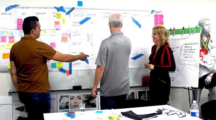 Human-Centered Design Thinking Awareness Workshop image