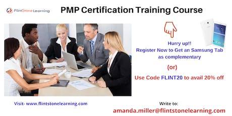 PMP Training workshop in Bangor, ME tickets