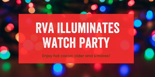 Rooftop RVA Illuminates Watch Party