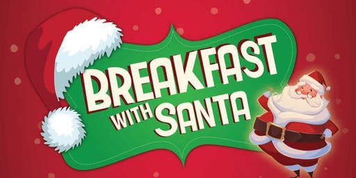 Breakfast and Photos with Santa Get your tickets now