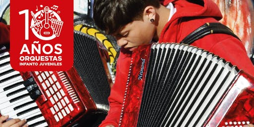 "FESTIVAL DE ORQUESTAS  INFANTO-JUVENILES  -TEATRO MUNICIPAL ""PEPE SORIANO"""