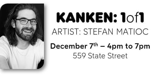 1-Of-1 Kanken Art with Stefan Matioc