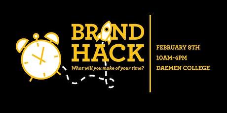 BrandHack 2020 tickets