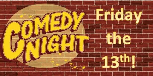 Comedy Night at Point Pleasant