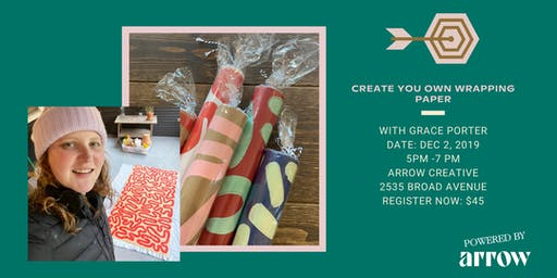 Create Your Own Wrapping Paper