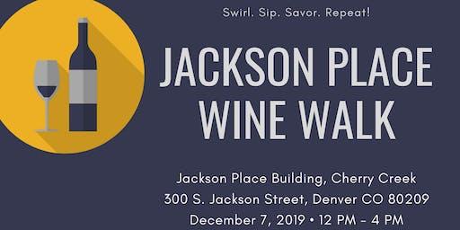 Jackson Place WINE WALK