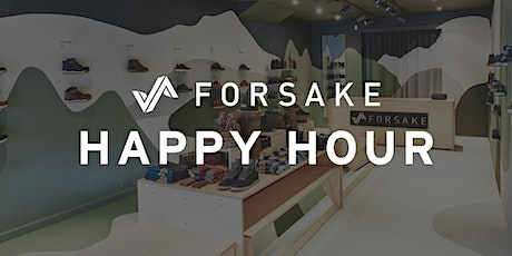 Happy Hour with Forsake tickets