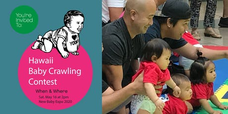 Baby Crawling Contest - New Baby Expo 2020 tickets
