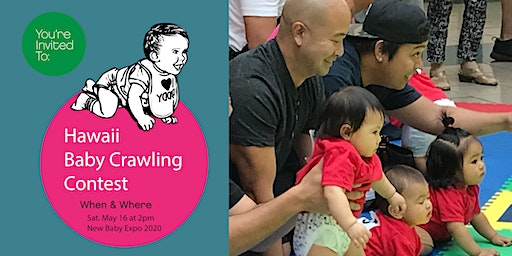 Baby Crawling Contest - New Baby Expo 2020