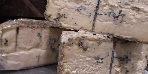 LEARN TO MAKE BLUE CHEESE - 2 BLUE CHEESES IN 2 HRS.