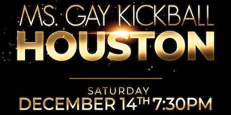 Ms GayKickball Houston 2019 tickets