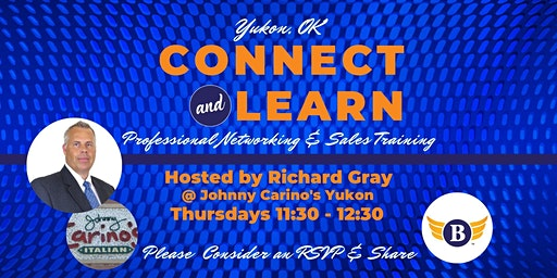 Yukon OK | Connect & Learn Professional Networking