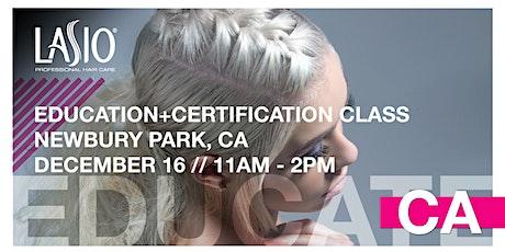 LASIO Education Class - Newbury Park, CA tickets