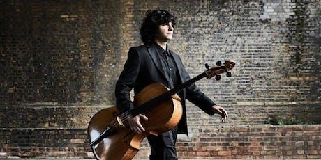 JAMEL ALIYEV & JAMS COLMAN  (cello/piano) tickets