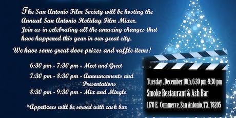 San Antonio Holiday Film Mixer tickets