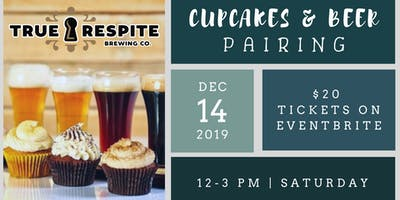 Cupcake + Beer Pairing