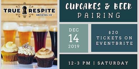 Cupcake + Beer Pairing tickets