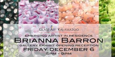 Brianna Barron - Emerging Artist in Residence Gallery Exhibit