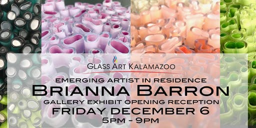 Brianna Barron - Emerging Artist in Residence Gallery Exhibit