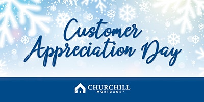 Churchill Mortgage Client Appreciation Party: Come Get Frozen With Us!