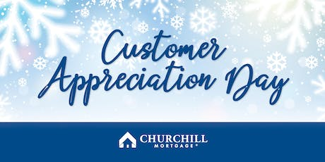 Churchill Mortgage Client Appreciation Party: Come Get Frozen With Us! tickets