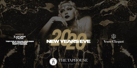 NYE 2020 AT TAPHOUSE COQUITLAM tickets