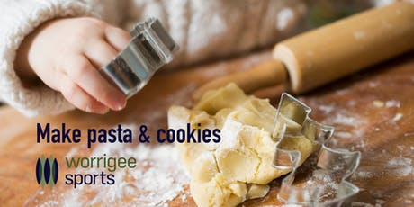 Make pasta and cookies tickets