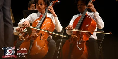 Atlanta Music Project: Primary Orchestras Fall Concert