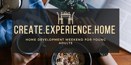 Create.Experience.Home tickets