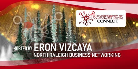 Free North Raleigh Business Rockstar Connect Networking Event (December, NC) tickets