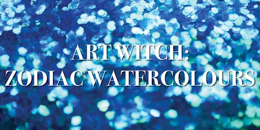 Art Witch: Zodiac Watercolours
