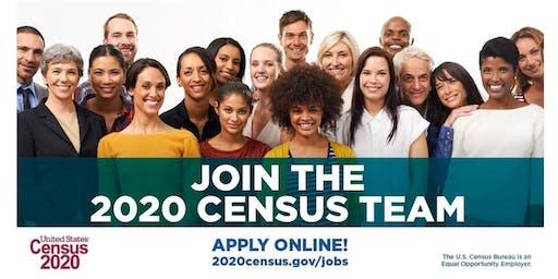 2020 Census Applicant Event