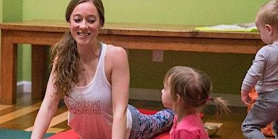 Barnyard Buddies Art + Yoga Zoo Weekly Class with Buddha Belly Yoga (18 Months-6 Years)