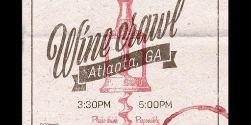 Wine Crawl Atlanta Holiday Celebration