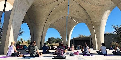 Free Community Yoga at Confluence Park