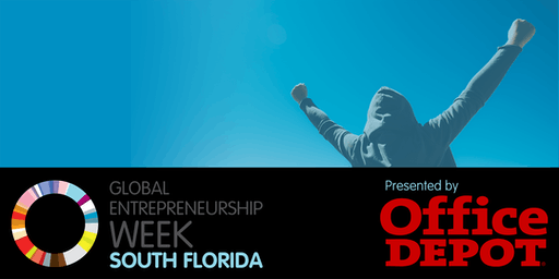 Global Entrepreneurship Week South Florida Personal Development Track