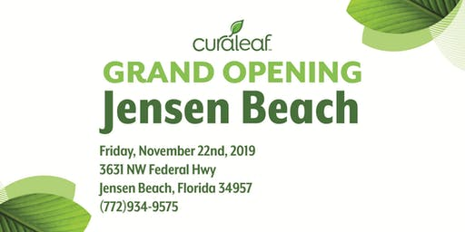 Curaleaf Jensen Beach Grand Opening