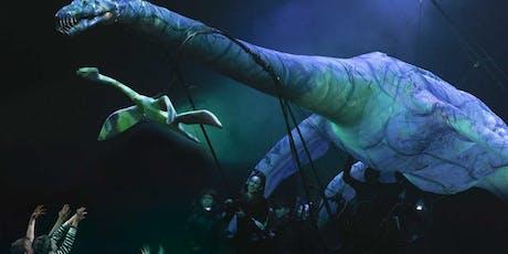 Erth's Prehistoric Aquarium tickets